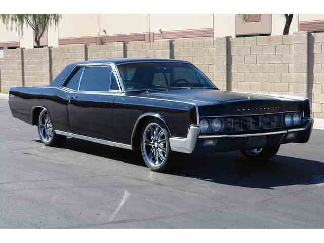 Picture of '66 Continental - NH6C