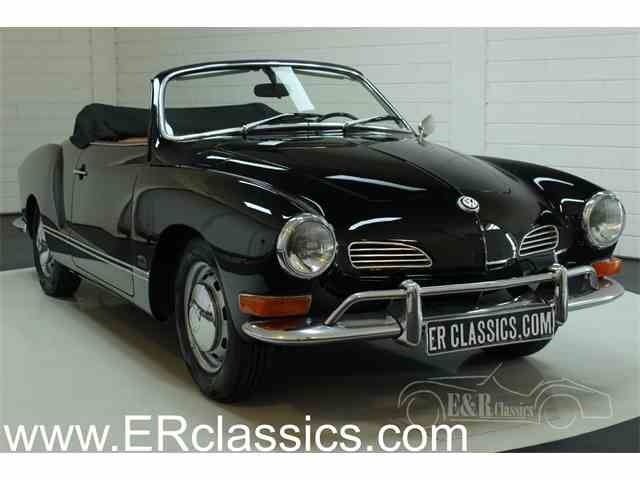 Picture of Classic '71 Volkswagen Karmann Ghia located in Noord Brabant Offered by  - NH71