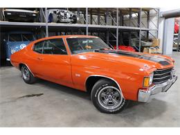 Picture of '72 Chevrolet Chevelle SS located in Wisconsin Auction Vehicle - NH78