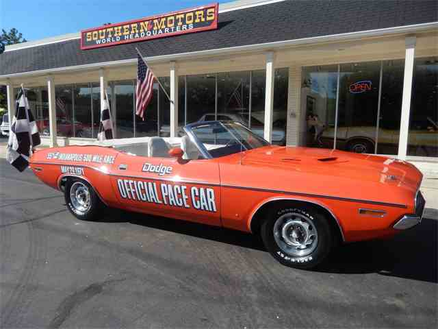 Picture of Classic '71 Dodge Challenger Offered by  - NH7F