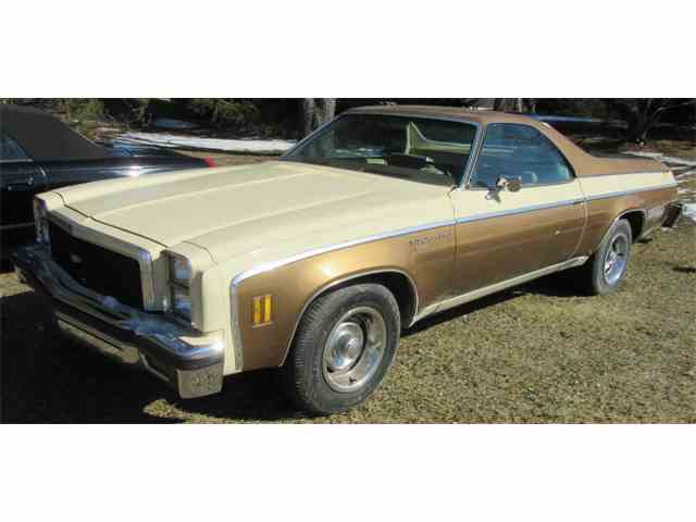 Picture of 1976 El Camino located in Michigan Auction Vehicle - NH7Q