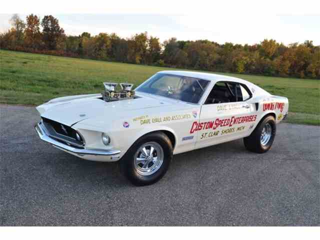 Picture of '69 Mustang 429 Boss - NH7U
