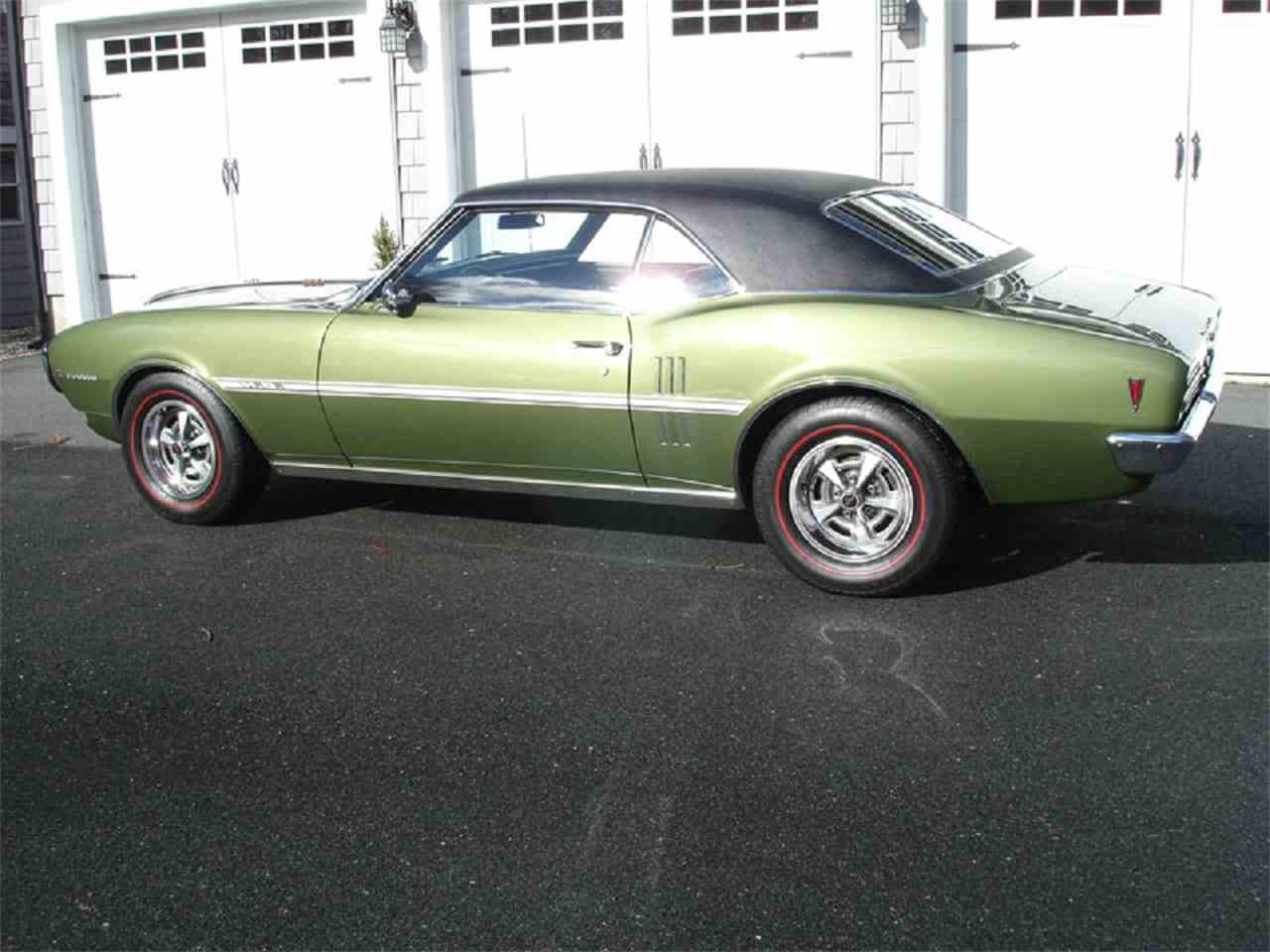 Large Picture of '68 Firebird - NH80