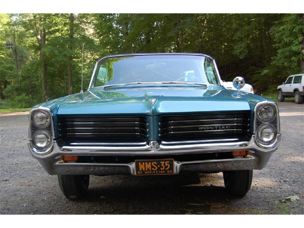 Large Picture of 1964 Catalina Auction Vehicle Offered by Central Pennsylvania Auto Auction - NH87