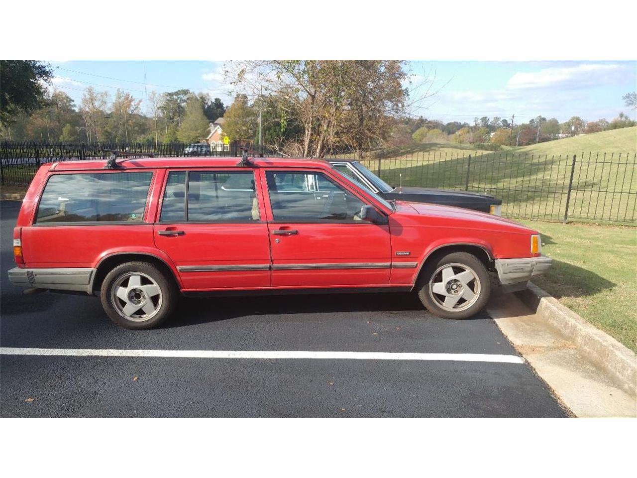 For Sale 1990 Volvo 740 In Atlanta Georgia