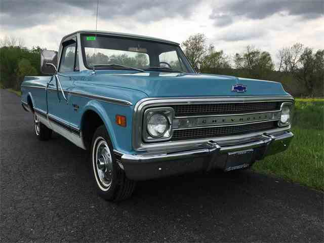 Picture of '69 C10 - NH8N