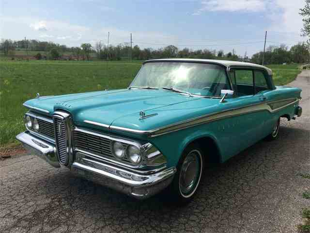 Picture of '59 Edsel Corsair Auction Vehicle - NH8X