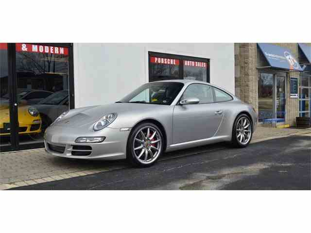 Picture of '08 911 Carrera S - NH8Y
