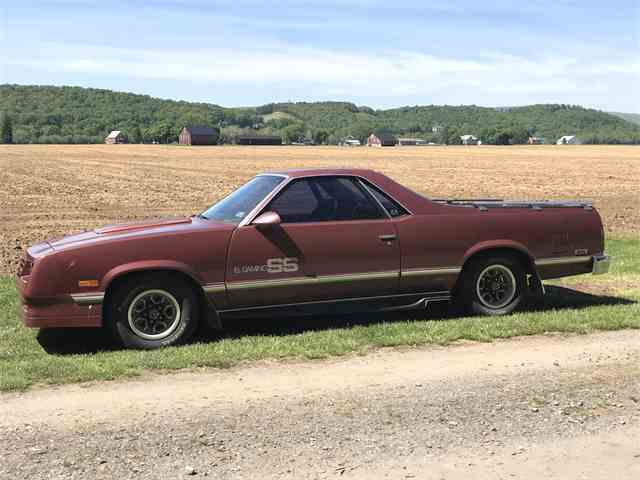 Picture of '86 El Camino SS - NH98