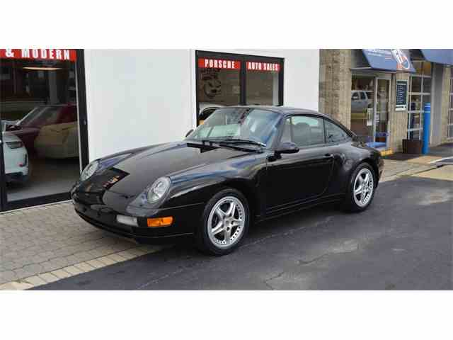 Picture of 1997 Porsche 911 Carrera Targa located in West Chester Pennsylvania Auction Vehicle Offered by  - NH9B