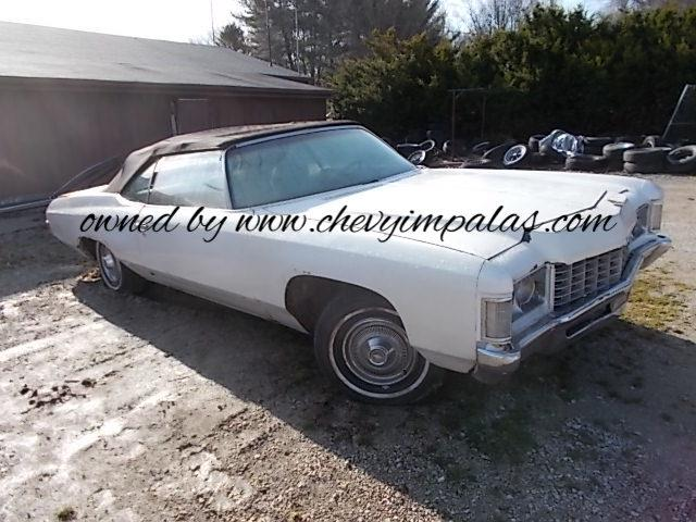 Picture of '71 Impala - NH9E