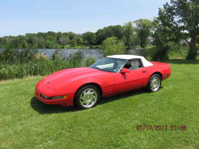 Picture of '93 Corvette - NH9H