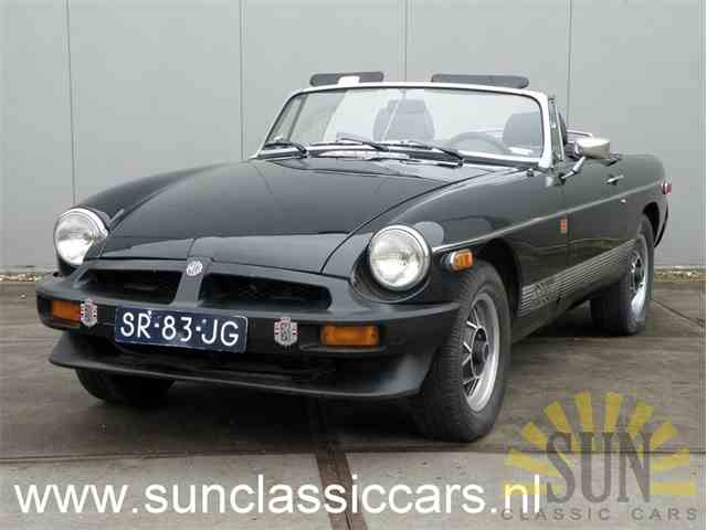 Picture of '80 MGB - NDH0