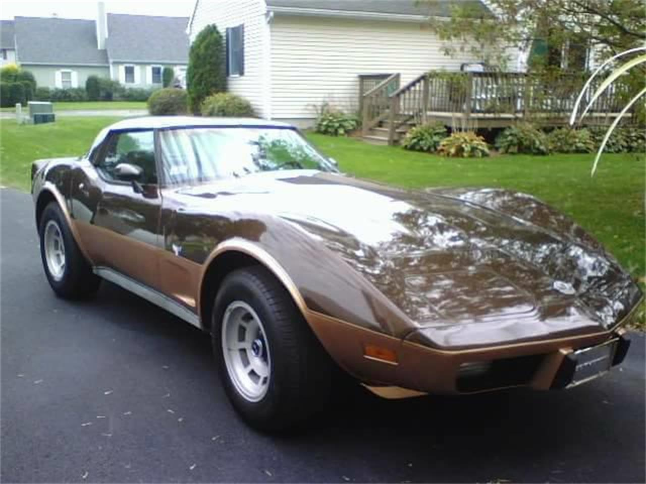 Large Picture of '78 Corvette located in Andover Massachusetts - $11,995.00 - NHA2