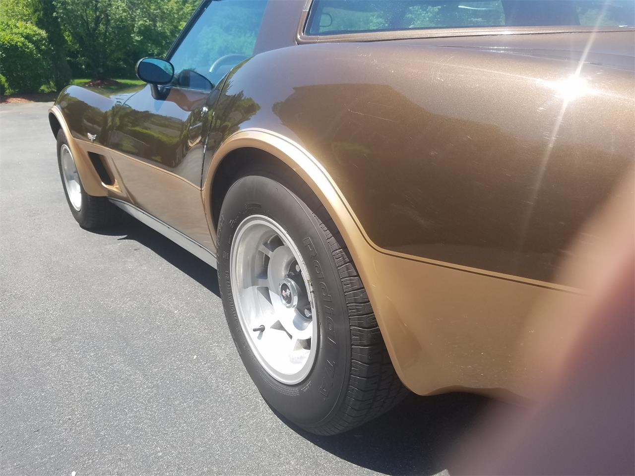 Large Picture of '78 Chevrolet Corvette - NHA2