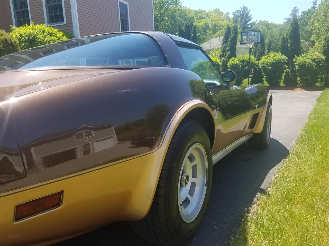 Large Picture of 1978 Chevrolet Corvette located in Massachusetts - NHA2
