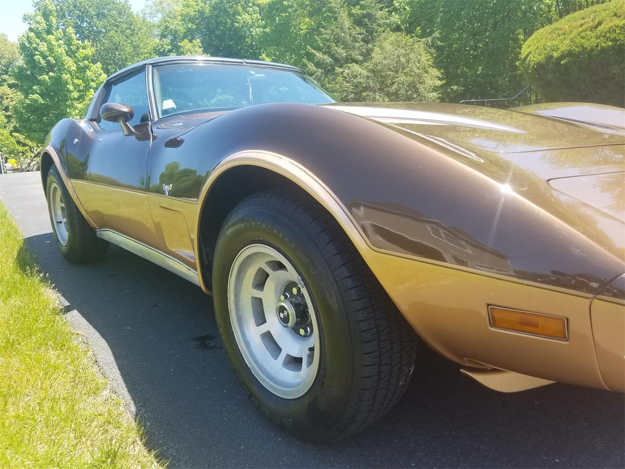 Large Picture of 1978 Corvette located in Andover Massachusetts Offered by a Private Seller - NHA2