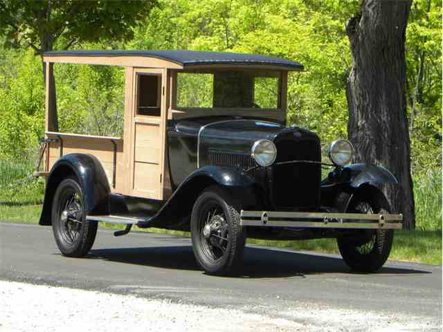 Picture of '30 Model A - NHAB