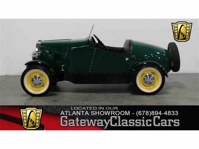Picture of '37 Boattail Speedster - $27,995.00 - NHAC