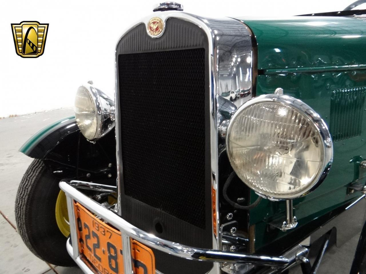 Large Picture of '37 Boattail Speedster - NHAC