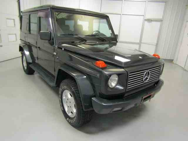 Picture of '91 G-Class - NHAF