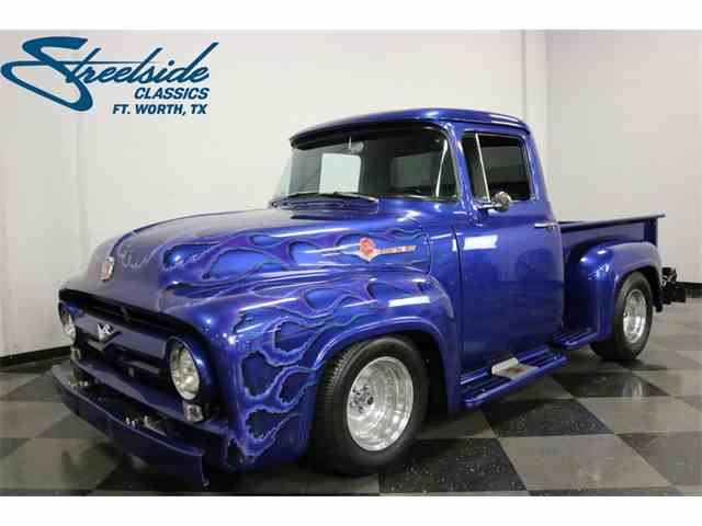 Picture of 1956 Ford F100 located in Ft Worth Texas - NHAJ