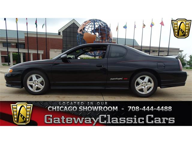 Picture of 2005 Chevrolet Monte Carlo - $12,595.00 Offered by  - NHB1