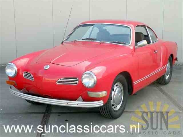 Picture of '72 Volkswagen Karmann Ghia located in Waalwijk Noord-Brabant Offered by  - NDH5
