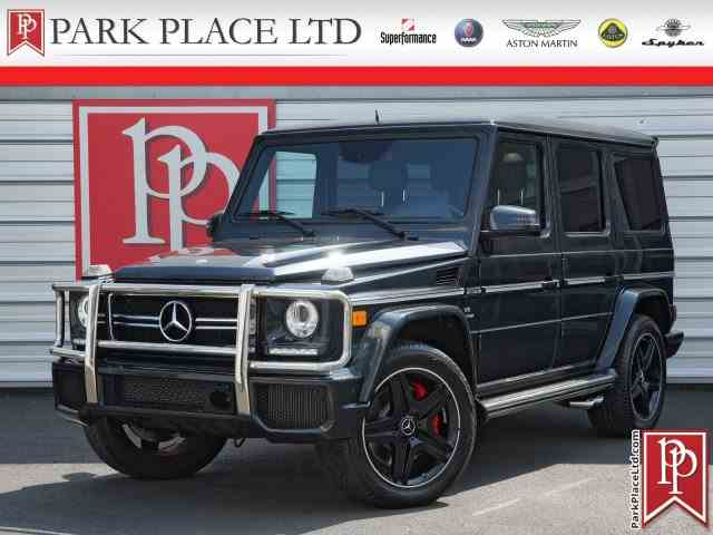 Picture of '14 G-Class - NHBF