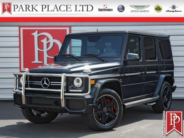 Picture of 2014 Mercedes-Benz G-Class Offered by  - NHBF