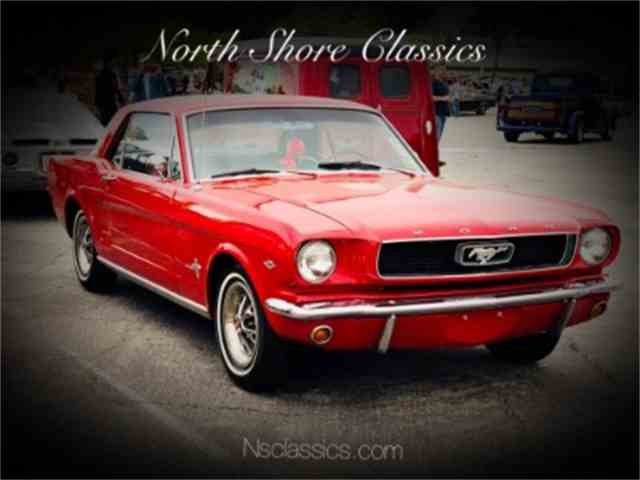 Picture of '66 Mustang - NHBI