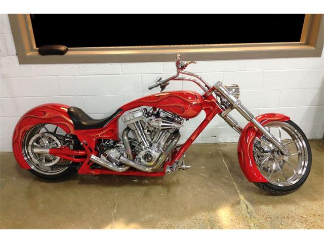 Picture of '04 Custom Motorcycle Offered by  - NHBS