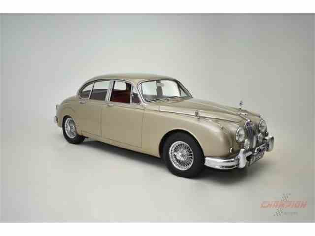 Picture of Classic 1965 Jaguar Mark II Offered by  - NHBT