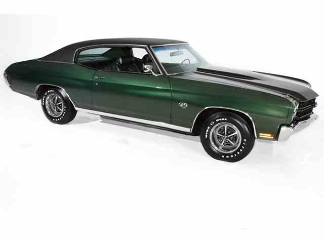 Picture of '70 Chevelle - NHBU