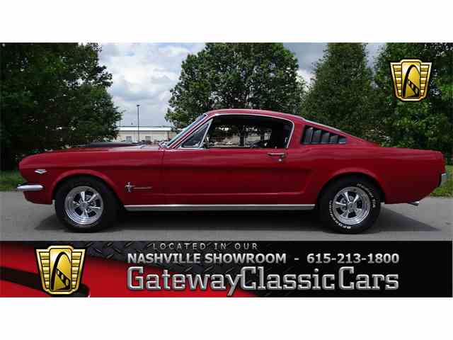 Picture of '65 Mustang - NHBW