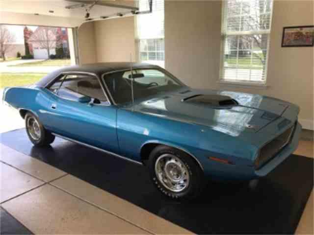 Picture of Classic 1970 Cuda located in Illinois - $129,000.00 - NHC4
