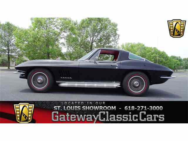 Picture of '67 Chevrolet Corvette located in O'Fallon Illinois Offered by  - NHC5