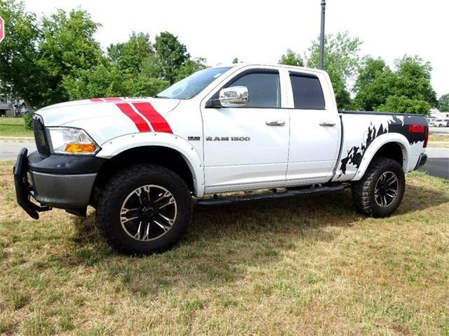 Picture of '11 Ram 1500 - NHCA