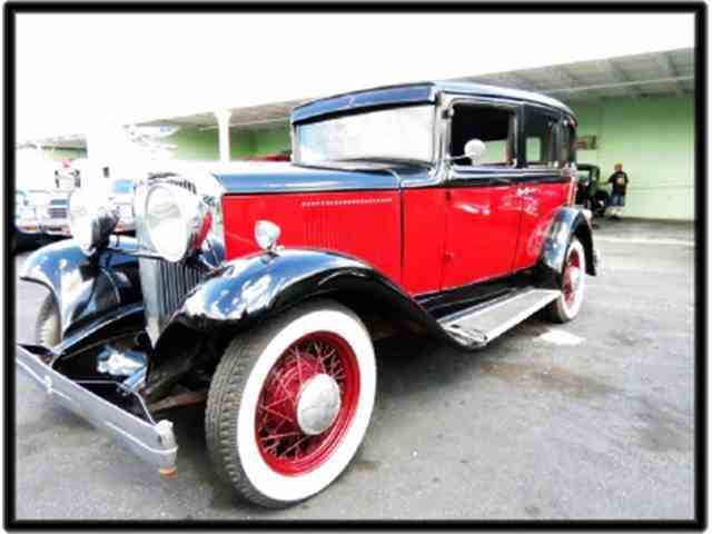 Picture of '32 Automobile - NHCP