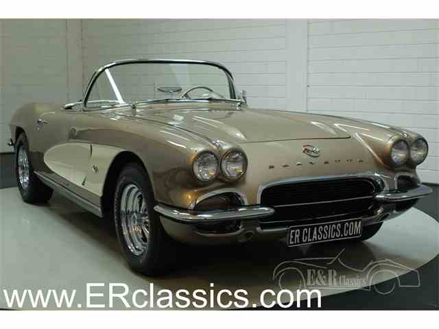 Picture of Classic '62 Chevrolet Corvette located in Noord Brabant - NDHA