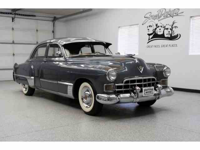 Picture of '48 Cadillac 2-Dr Sedan located in South Dakota - $28,975.00 - NHD5
