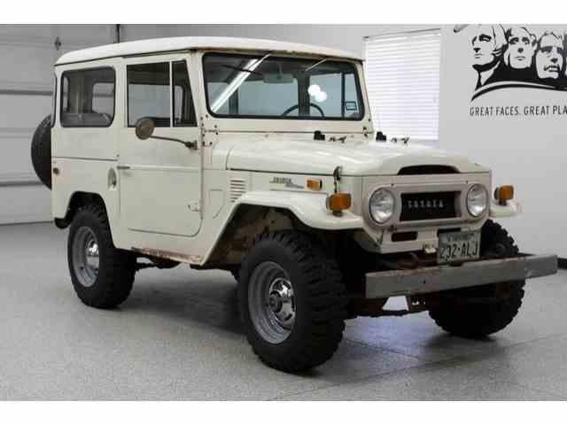 Picture of '72 Land Cruiser FJ - NHD6