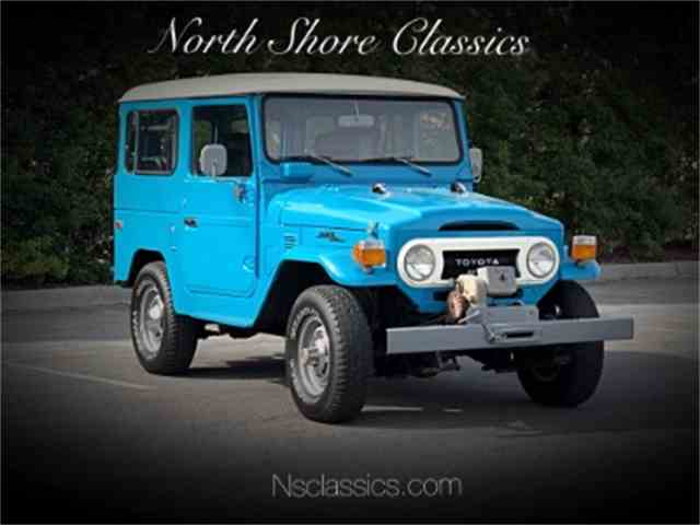 Picture of '77 Land Cruiser FJ - NHDD