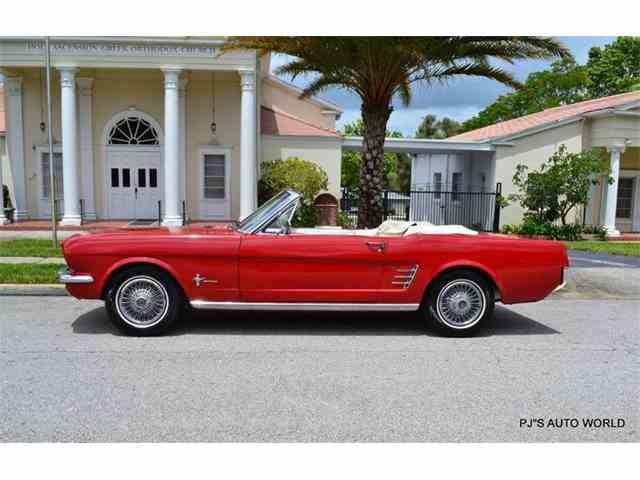 Picture of '66 Ford Mustang - $29,900.00 - NHDH