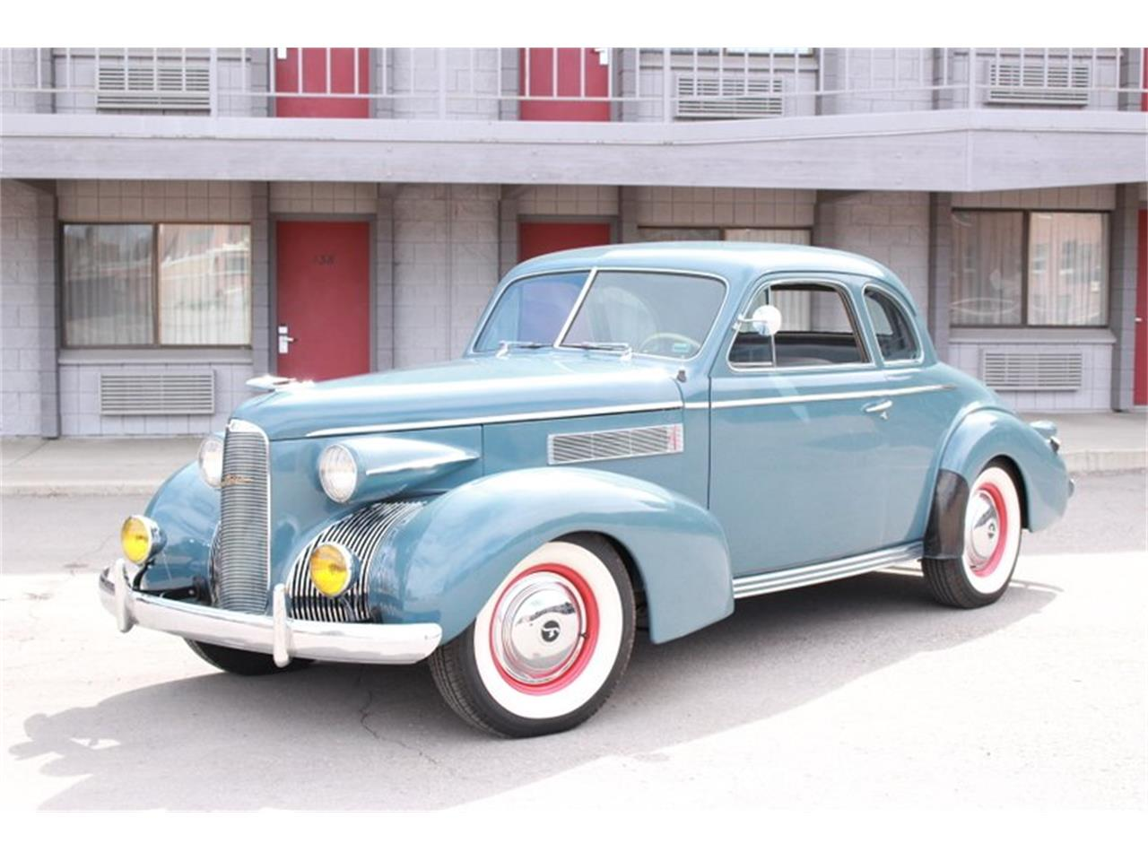 Large Picture of '39 Coupe - NHE2