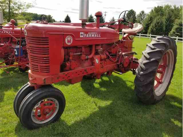 Picture of '54 Tractor - NHE8