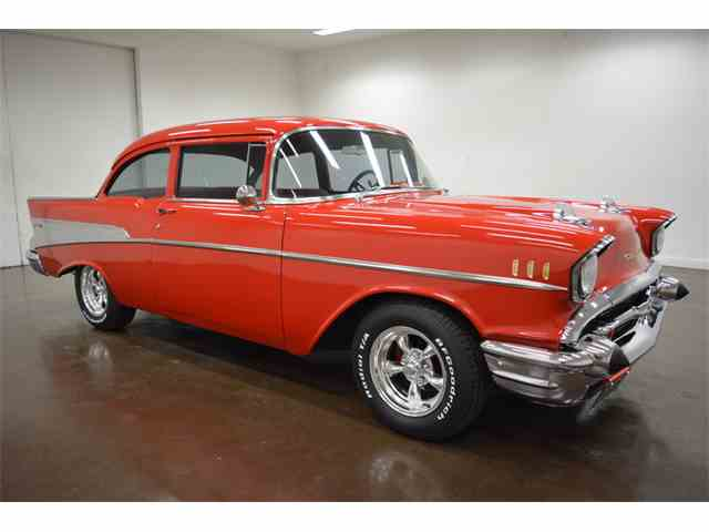 Picture of 1957 Chevrolet Bel Air located in Texas - $34,999.00 Offered by  - NHEC