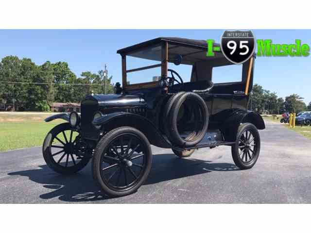 Picture of '17 Model T - NHEU