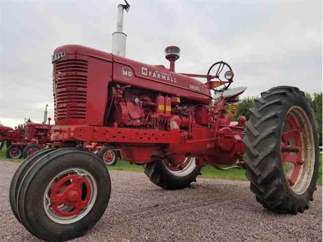 Picture of '54 Tractor - NHEX