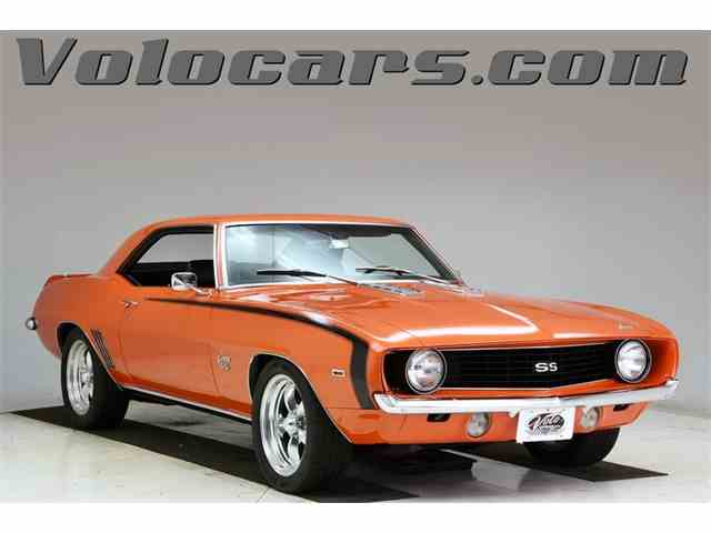 Picture of Classic 1969 Camaro located in Volo Illinois Offered by  - NHF1